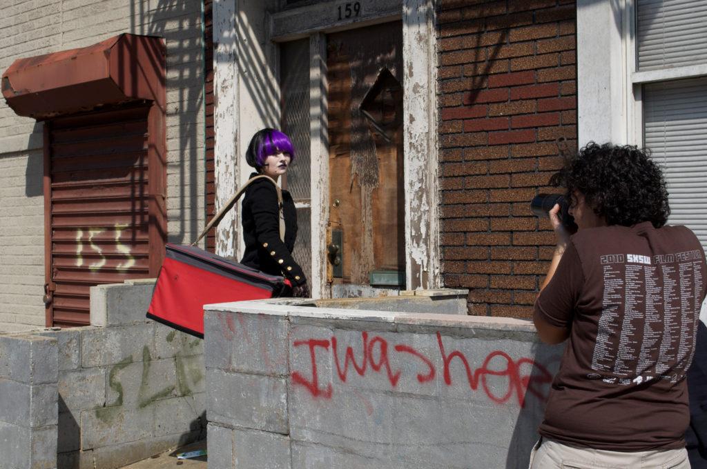 photographs: BTS Powder Strike