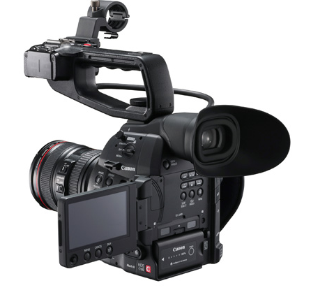 image of canon C100 Mark II