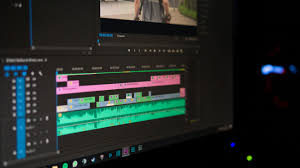 Editing on Adobe screen