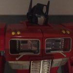 filmmaking - transformer toy figure